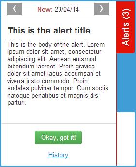 NetMessenger-Alerts